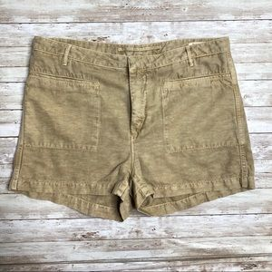 Rare Levi's Made & Crafted Line Blend Shorts